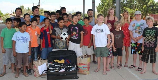 Kids Love Soccer and Getting Plastic Out of the Environment